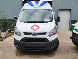监护型福特全顺救护车|福特医疗服务车