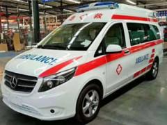 监护型奔驰急救车