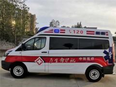 120福特全顺救护车
