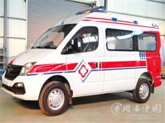 大通V80救护车性能测评