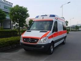 进口奔驰Sprinter救护车