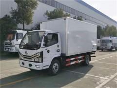 国六多利卡4.2米冷藏车动态