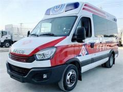 依维柯越野救护车