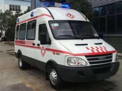 四驱救护车