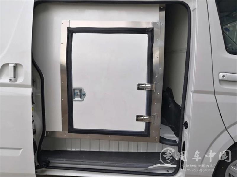福田G7面包冷藏车图片5