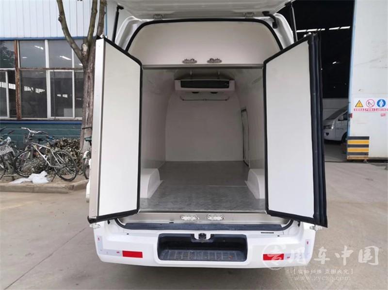 福田G7面包冷藏车图片8