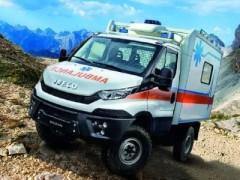 越野救护车