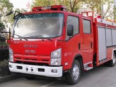 119消防车