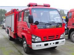 庆铃119消防车