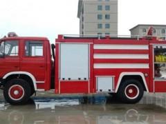 消防救火车