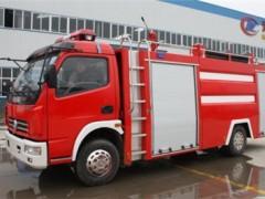 水罐消防救火车