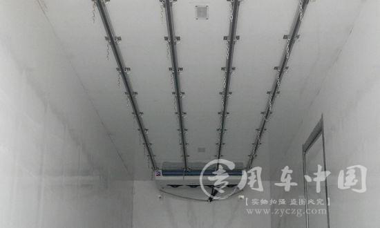 天锦小三轴冷藏车图片6