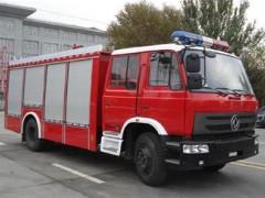 泡沫消防救火车