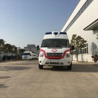 二手福特V348长轴监护救护车