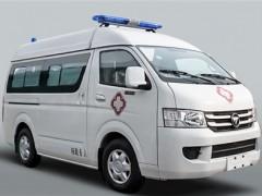 福田120急救车