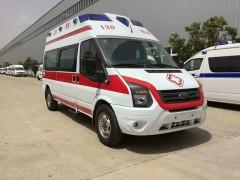 江铃福特救护车购买时请一定关注细节|救护车动态