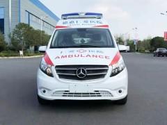 国六奔驰救护车的具体参数和配置 | 救护车评测
