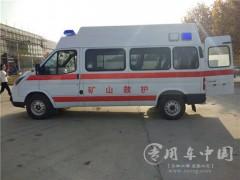 江铃120急救车价格|江铃救护车评测