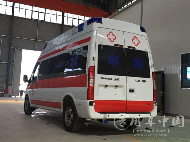 福特负压救护车