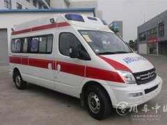 上汽大通V80长轴监护型负压救护车配置|负压救护车评测