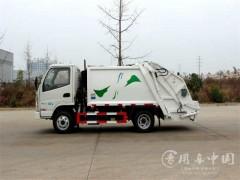 适用于城市的压缩垃圾车|压缩式垃圾车评测