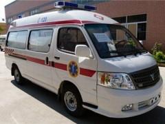 福田120救护车