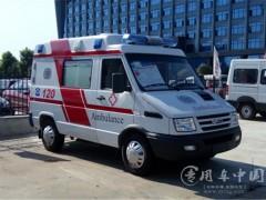 依维柯越野型救护车动态|越野救护车详细配置