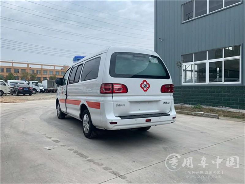 东风救护车图片2