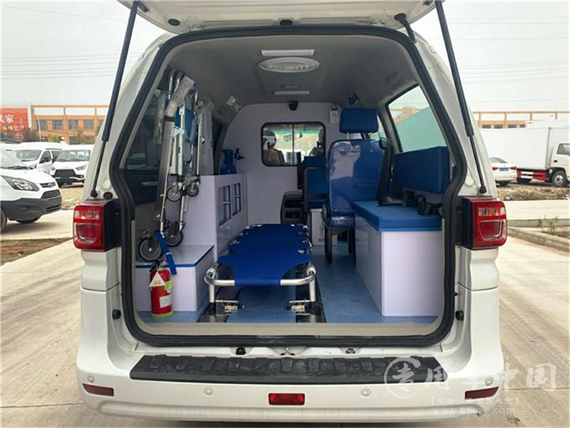 东风救护车图片4