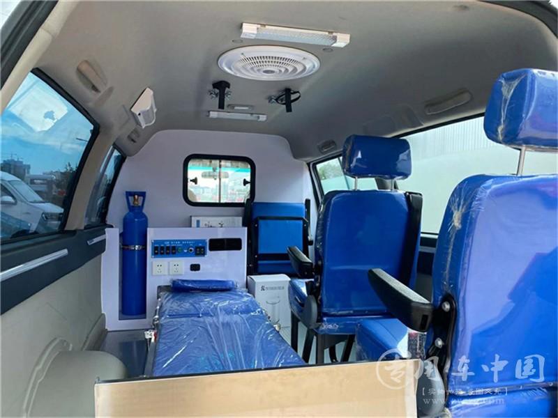 东风救护车图片5