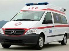 奔驰120救护车