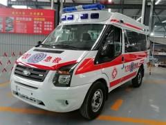 福特全顺医疗救护车