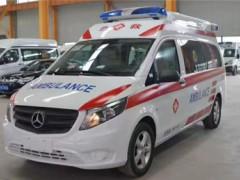 奔驰医疗救护车