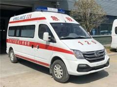 大通医疗救护车