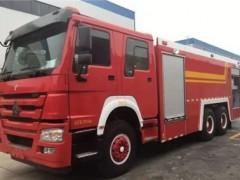 12方泡沫消防救火车