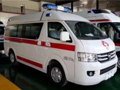 福田紧急救护车
