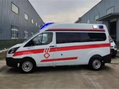 江铃特殊紧急救护车