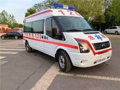 福特全顺救护车过去十年的经典回顾 救护车动态