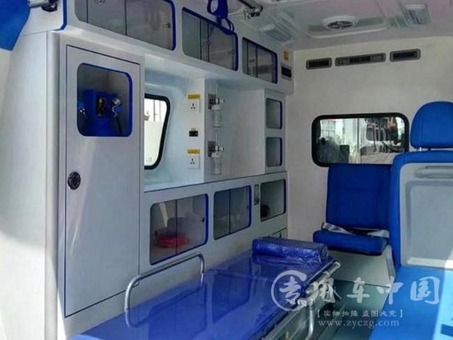 江铃福特救护车