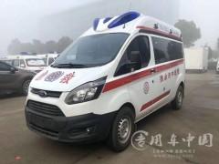 江铃救护车价格是多少用一次贵不贵