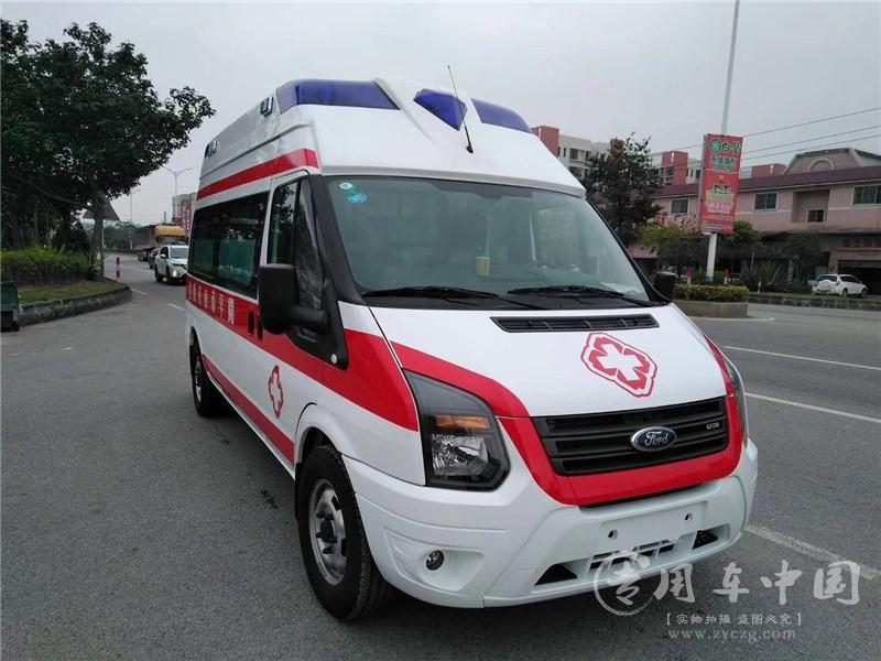 福特新世代V348救护车