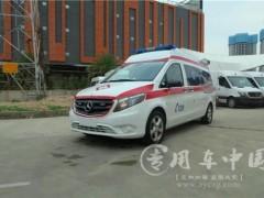 国六奔驰救护车和国五奔驰救护车价格相差多少