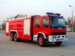 12方东风消防车