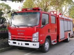 泡沫119消防车