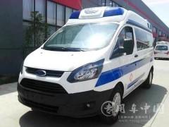 全顺救护车的环保卫生完全满足医护人员的需求