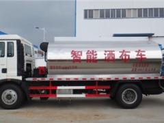 12吨热沥青喷洒车