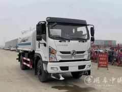 国六东风专底D3V 12方洒水车多少钱一辆 程力洒水车