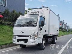 程力3.5m冷藏车报价,小型冷藏车厂家价格
