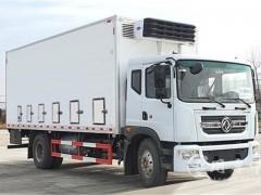 原厂国六配置的东风多利卡D9畜禽运输车评测 东风畜禽运输车