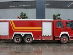 12方泡沫119消防车